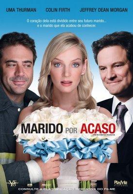 Filme Poster Marido por Acaso BRRip RMVB DuBLADO